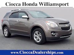 2010 Chevrolet Equinox LTZ SUV for sale in Muncy PA
