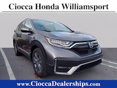 new 2020 Honda CR-V Hybrid Touring SUV muncy near williamsport pa