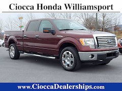2010 Ford F-150 Truck SuperCrew Cab for sale in Muncy PA
