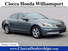 2011 Honda Accord 2.4 LX-P Sedan