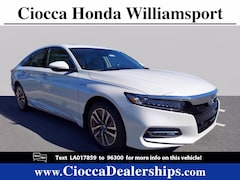 new 2020 Honda Accord Hybrid Touring Sedan muncy near williamsport pa