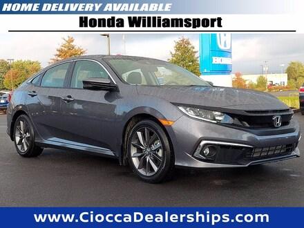 2021 Honda Civic EX Sedan