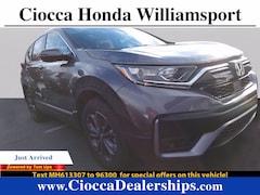 new 2021 Honda CR-V EX AWD SUV muncy near williamsport pa