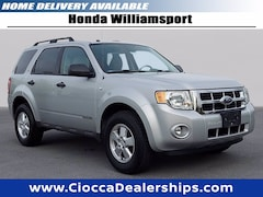 2008 Ford Escape XLT 3.0L SUV for sale in Muncy PA