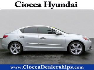 2013 Acura ILX 2.4L Premium Pkg Sedan