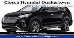 2018 Hyundai Santa Fe SE Ultimate SE Ultimate 3.3L Auto AWD