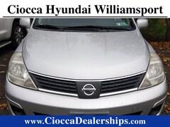 2008 Nissan Versa 1.8S Hatchback