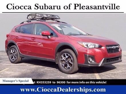 2019 Subaru Crosstrek Premium 2.0i Premium CVT