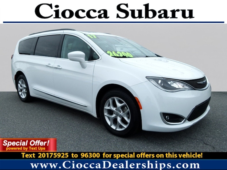 Used 2017 Chrysler Pacifica Touring-L Van in Allentown, PA