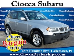 Used 2005 BMW X3 3.0i SUV 20052950A in Allentown, PA
