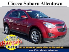 Used 2015 Chevrolet Equinox LT SUV in Allentown, PA
