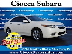 Used 2011 Acura TSX 4dr Sdn I4 Man Sedan 20118789 in Allentown, PA