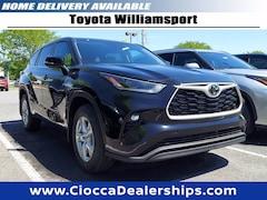new 2021 Toyota Highlander LE SUV for sale near williamsport pa