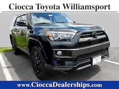 new 2020 Toyota 4Runner Nightshade SUV pennsylvania