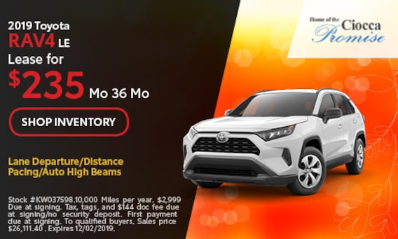 Toyota Of Orange >> Ciocca Toyota Of Williamsport New Used Toyota Dealer Muncy