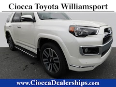 new 2019 Toyota 4Runner Limited SUV pennsylvania
