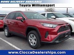 new 2021 Toyota RAV4 LE SUV for sale near sunbury pa