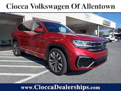 2021 Volkswagen Atlas 3.6L V6 SEL Premium R-Line 4MOTION (2021.5) SUV
