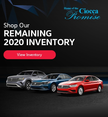Shop Our Remaining 2020 Inventory