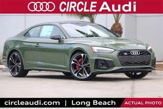 New 2020 Audi S5 3.0T Premium Plus Coupe in Long Beach, CA