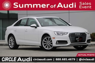 New 2019 Audi A4 2.0T Premium Plus Sedan in Long Beach, CA