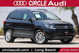Used 2017 Volkswagen Tiguan Limited 2.0T SUV for sale in Long Beach, CA