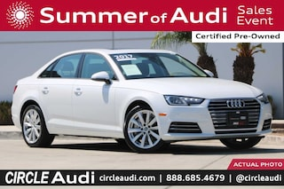 Used 2017 Audi A4 2.0T Premium Sedan for sale in Long Beach, CA