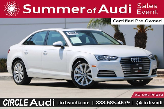 Certified Used Audi in Long Beach | Certified Pre Owned Cars