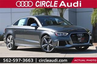 New 2019 Audi RS 3 2.5T Sedan in Long Beach, CA