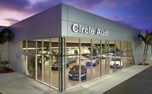 About Circle Audi In Long Beach New Audi Used Car Dealer Serving - Circle audi