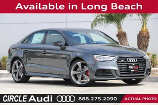 New 2019 Audi S3 2.0T Premium Plus Sedan in Long Beach, CA