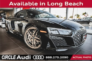 New 2020 Audi R8 5.2 V10 performance Coupe in Long Beach, CA