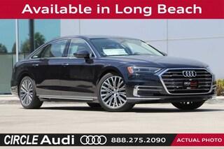 New 2019 Audi A8 L 3.0T Sedan in Long Beach, CA