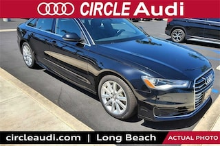 Used 2016 Audi A6 2.0T Premium Sedan for sale in Long Beach, CA