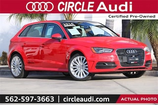 Used 2016 Audi A3 e-tron 1.4T Premium Sportback for sale in Long Beach, CA