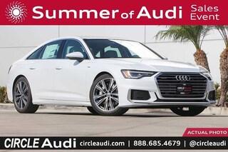 New 2019 Audi A6 3.0T Premium Plus Sedan in Long Beach, CA