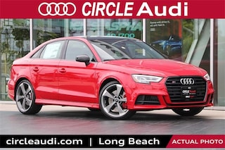New 2020 Audi S3 2.0T S line Premium Plus Sedan in Long Beach, CA