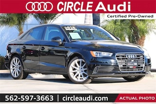 Used 2016 Audi A3 2.0T Premium Sedan for sale in Long Beach, CA