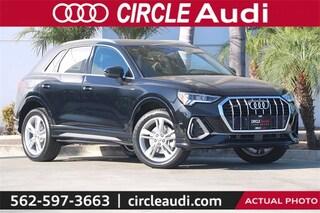 New 2020 Audi Q3 45 S line Premium Plus SUV in Long Beach, CA