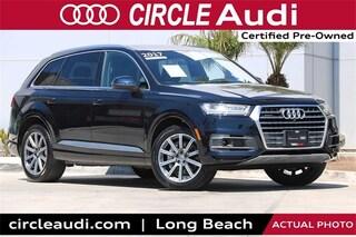 Pre Owned 2017 Audi Q7 2.0T Premium SUV in Long Beach, CA