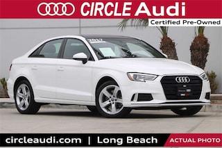 Pre Owned 2017 Audi A3 2.0T Premium Sedan in Long Beach, CA