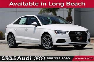 New 2019 Audi A3 2.0T Premium Sedan in Long Beach, CA
