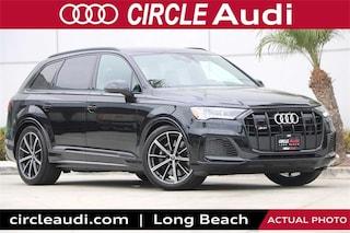 New 2020 Audi SQ7 4.0T Premium Plus SUV in Long Beach, CA