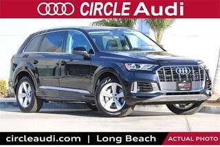 New 2020 Audi Q7 55 Premium SUV in Long Beach, CA