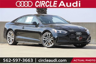 New 2019 Audi A5 2.0T Premium Plus Coupe in Long Beach, CA