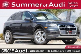 New 2019 Audi Q5 2.0T Premium SUV in Long Beach, CA