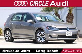 Used 2015 Volkswagen e-Golf SEL Premium Hatchback for sale in Long Beach, CA
