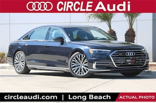 New 2019 Audi A8 L 3.0T Sedan in Long Beach, CA