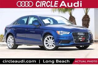 Used 2016 Audi A3 1.8T Premium Sedan for sale in Long Beach, CA