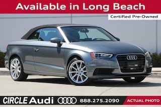 Used 2016 Audi A3 1.8T Premium Cabriolet for sale in Long Beach, CA
